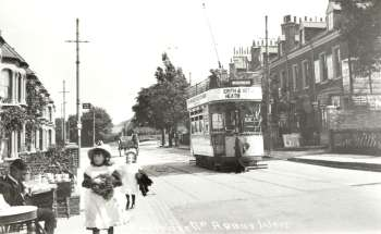 Belvedere Road, Abbey Wood, c. 1910