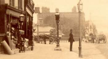 Broadway and Market Place, Bexleyheath, c. 1900