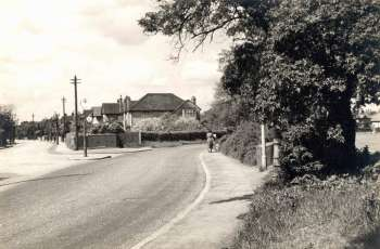 Broomfield Road, Bexleyheath, 1951
