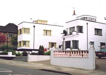 Martins Villas, Danson Road, Bexleyheath, 2002
