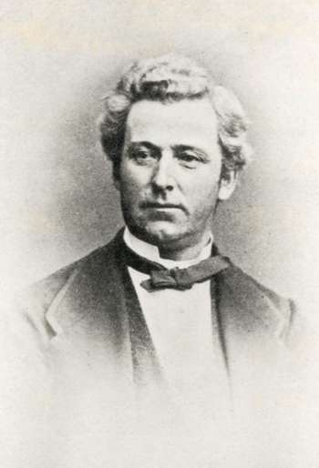 Alfred Bean, c. 1900