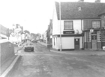 Foots Cray High Street, Foots Cray, 1979