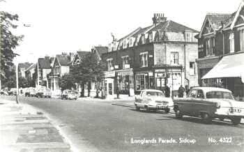 Main Road, Sidcup, c. 1950