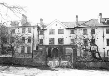 Lennard Hospital, Bromley Common, 1988