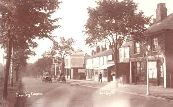 Oakley Road, Bromley Common, c. 1910
