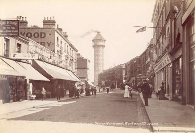Westow hill upper norwood c 1890 ideal homes for South hill by vintage apartments