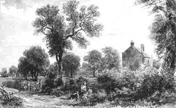 Hyde Farm, Tooting Bec Common, Streatham, 1860