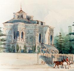 Stone House, Lewisham Way, Deptford, Lewisham, c. 1840