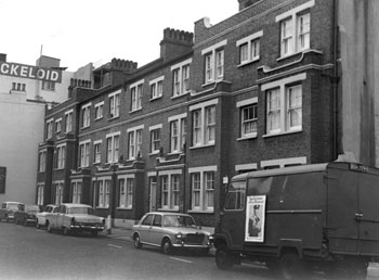 Union Street, Borough, 1971