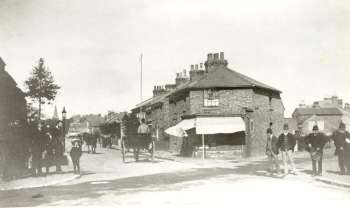 Bexley Road, Belvedere, 1885 - click to enlarge