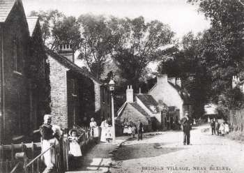 Bridgen Village, Old Bexley, c. 1905