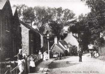 Bridgen Village, Old Bexley, c. 1905
