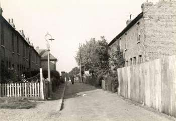 Banks Lane, Bexleyheath, 1951