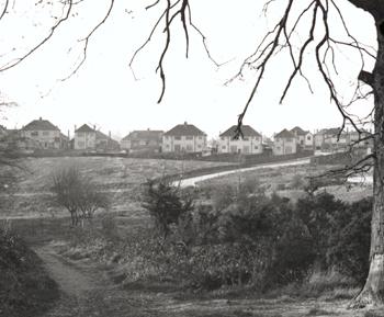 The Warren, Pincott Fields, Bexleyheath, 1939