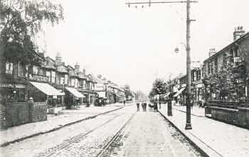 Bexley Road, Northumberland Heath, c. 1910