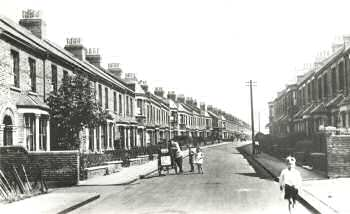 Horsa Road, Northumberland Heath, c. 1938