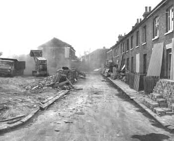 Nelson Place, Sidcup, 1973