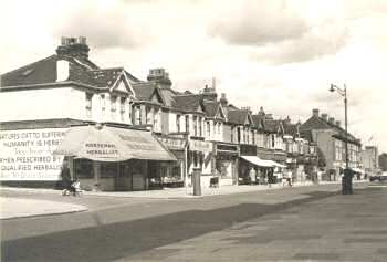 Bellegrove Road, Welling, 1951
