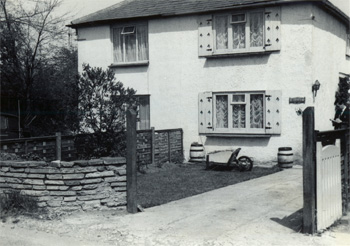 Nevada, Jail Lane, Biggin Hill, Bromley, 1967
