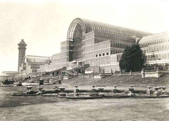 crystal palace - photo #11