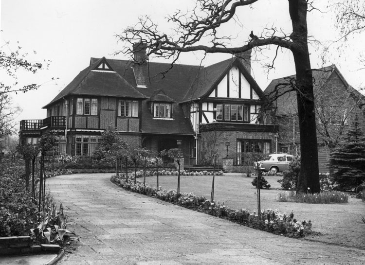 Knowles Wood 23 Park Avenue Farnborough Bromley 1967