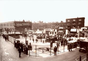 Brixton Estate Ltd., Brixton Road, Brixton, 1924