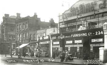 Brixton Road, Brixton, c. 1921
