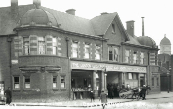 London, Gloucestershire and North Hants Dairy, Brixton, c. 1920