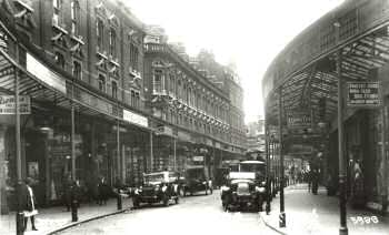 Electric Avenue, Brixton, c. 1920