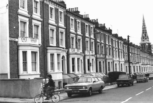 Wilson Road Camberwell 1981 London Borough Of