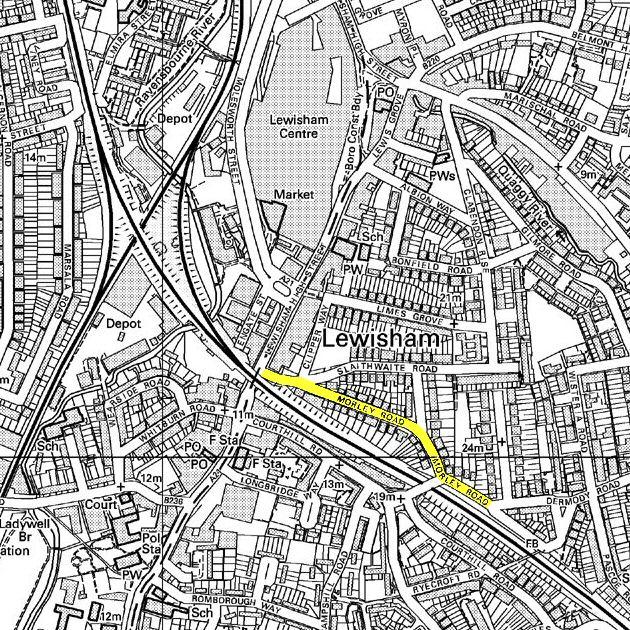 Morley Road Lewisham c 1890 Ideal Homes