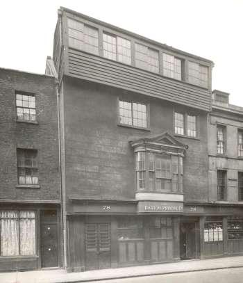 Bermondsey Street, 1936