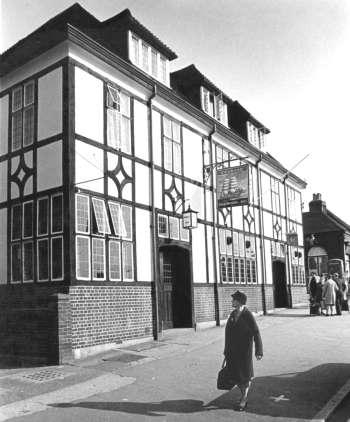 Fellowship Inn, Randlesdown Road, Bellingham, 1970