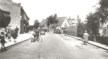 Albert Road, Belvedere, c. 1930