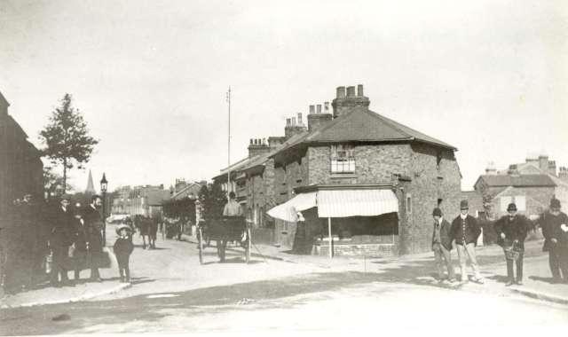 Bexley Road, Belvedere, 1885