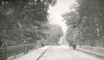 Erith Road, Belvedere, 1910