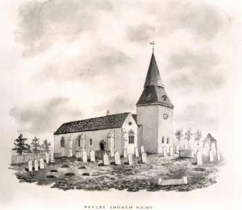 St Mary's Church, Bexley Village, 1846