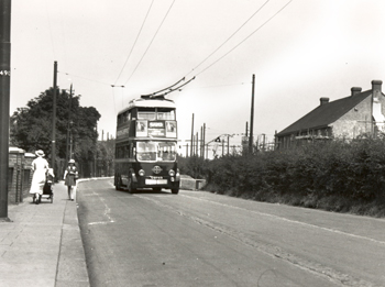 Erith Road, Bexleyheath, 1935