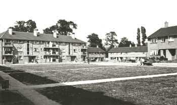 Bedens Field Estate, North Cray, 1960