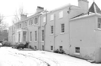 Loring Hall, North Cray, 1977