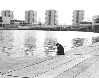 Southmere Lake, Thamesmead, 1968