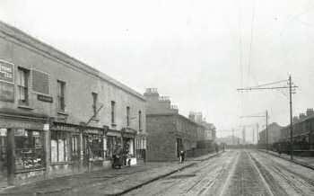 Upper Wickham Lane, Welling, c. 1910