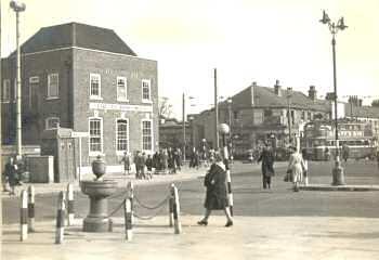 Welling Corner, Welling, 1948