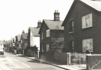 Albert Road, Beckenham, 1985