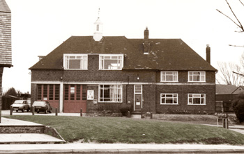 Fire Station, Kingsmead, Biggin Hill, Bromley, c.1990