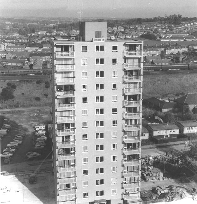 Horton Tower St Mary Cray 1968 Ideal Homes