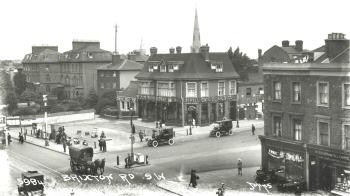 Brixton Road, Brixton, c. 1910