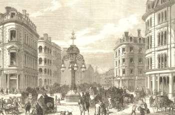 Southwark Street, Borough, 1865