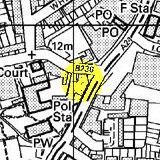 map-lewisham-house-160