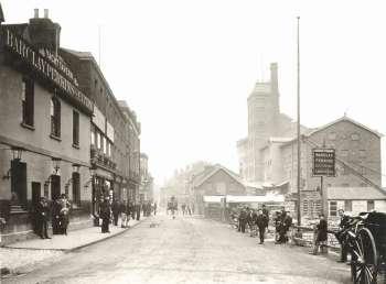 High Street, Erith, 1910